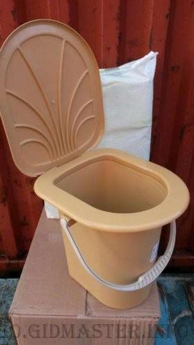 Стульчик в туалет