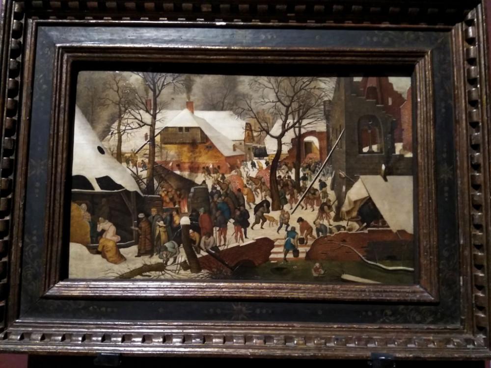 Поклонение волхвов в зимнем пейзаже.jpg